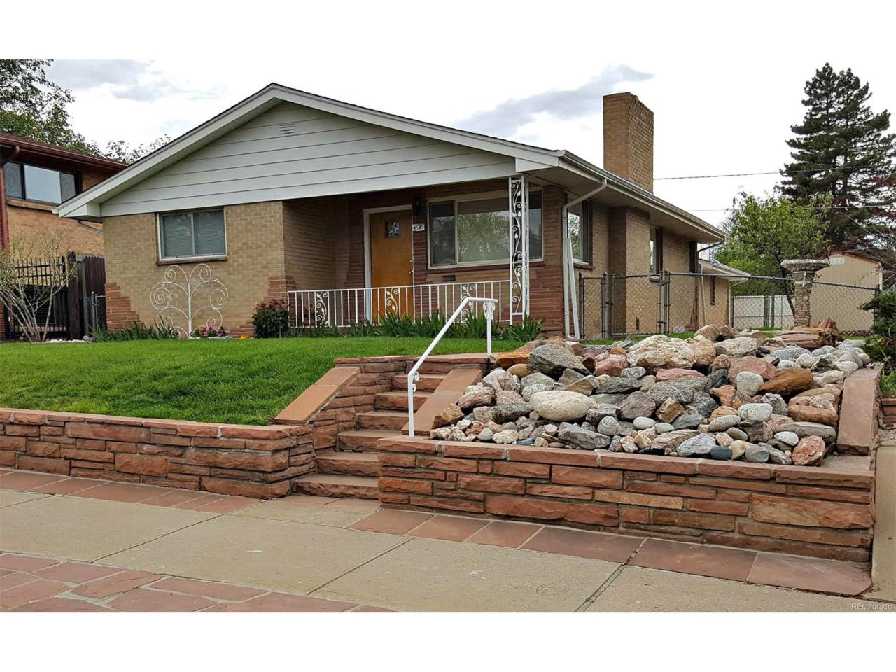 4585 Hooker Street, Denver, CO 80211 (MLS #4844225) :: 8z Real Estate