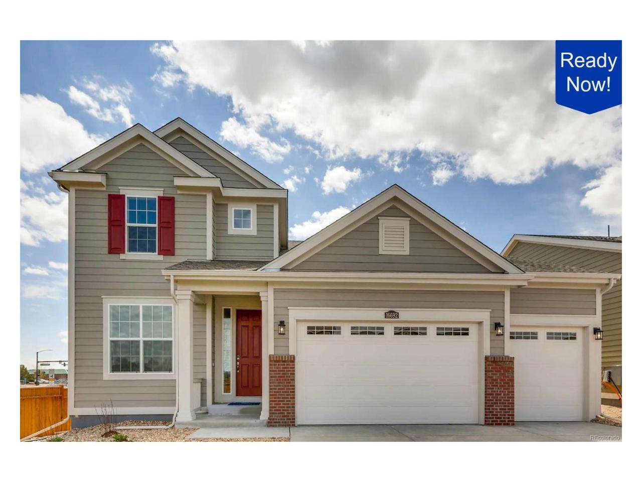 16692 Azalea Avenue, Parker, CO 80134 (MLS #4927896) :: 8z Real Estate