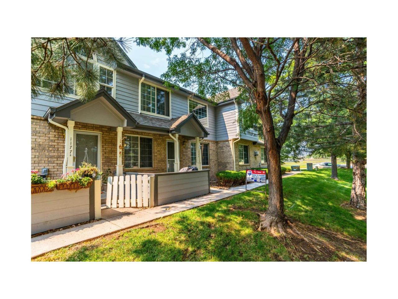 1177 W 112th Avenue C, Westminster, CO 80234 (MLS #4976826) :: 8z Real Estate