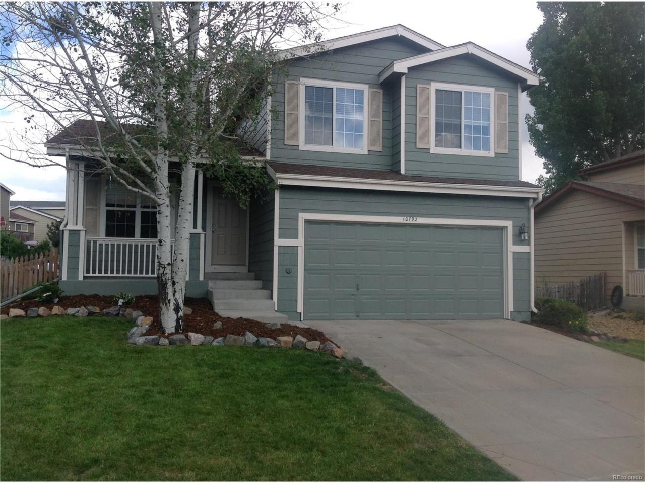 10792 Wheatfield Lane, Parker, CO 80138 (MLS #5076494) :: 8z Real Estate