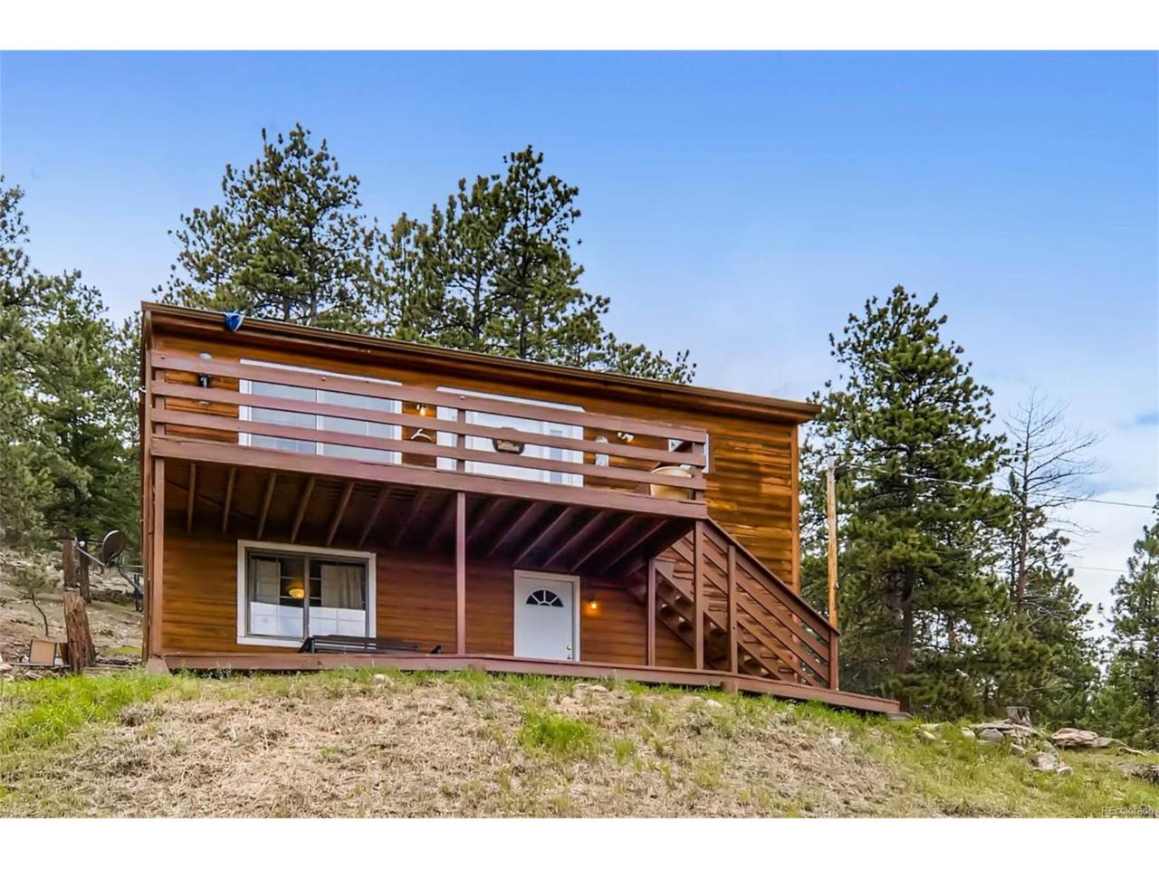 334 Sleepy Hollow Drive, Bailey, CO 80421 (MLS #5216689) :: 8z Real Estate