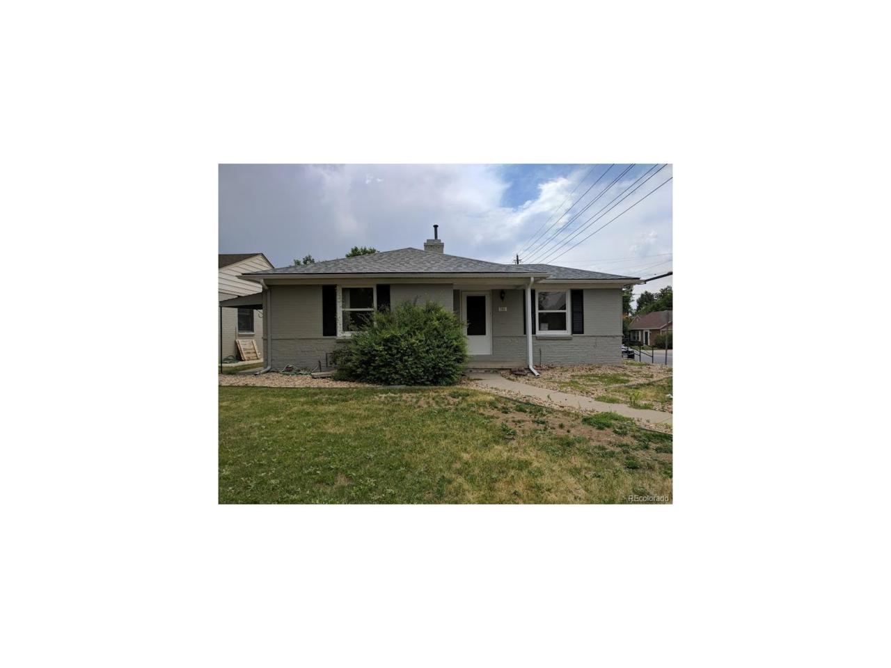 785 N Elm Street, Denver, CO 80220 (MLS #5226153) :: 8z Real Estate
