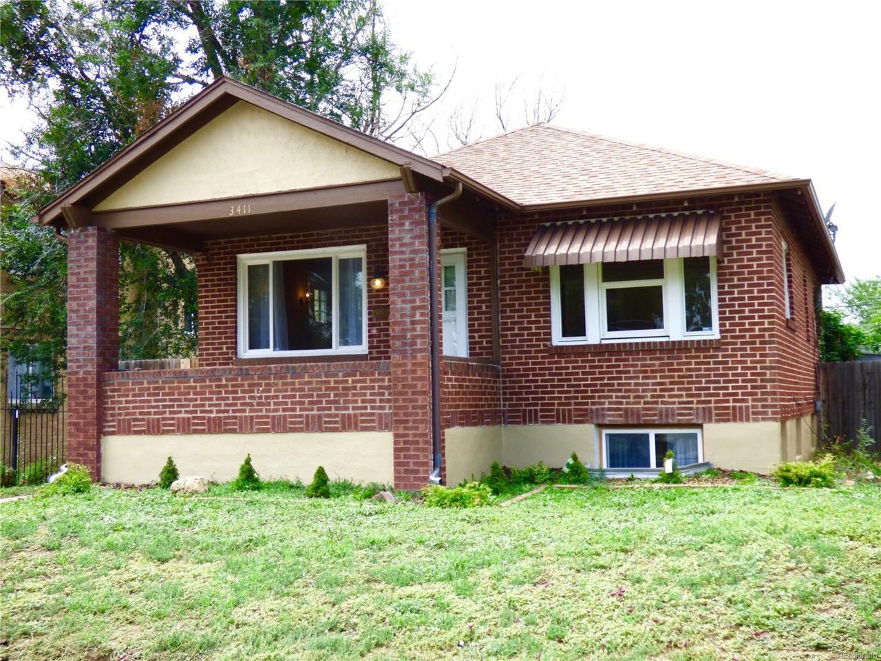 3411 N Milwaukee Street, Denver, CO 80205 (#5249490) :: Thrive Real Estate Group
