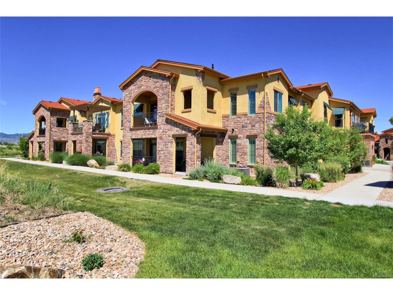 2366 Primo Road #203, Highlands Ranch, CO 80129 (MLS #5302792) :: 8z Real Estate
