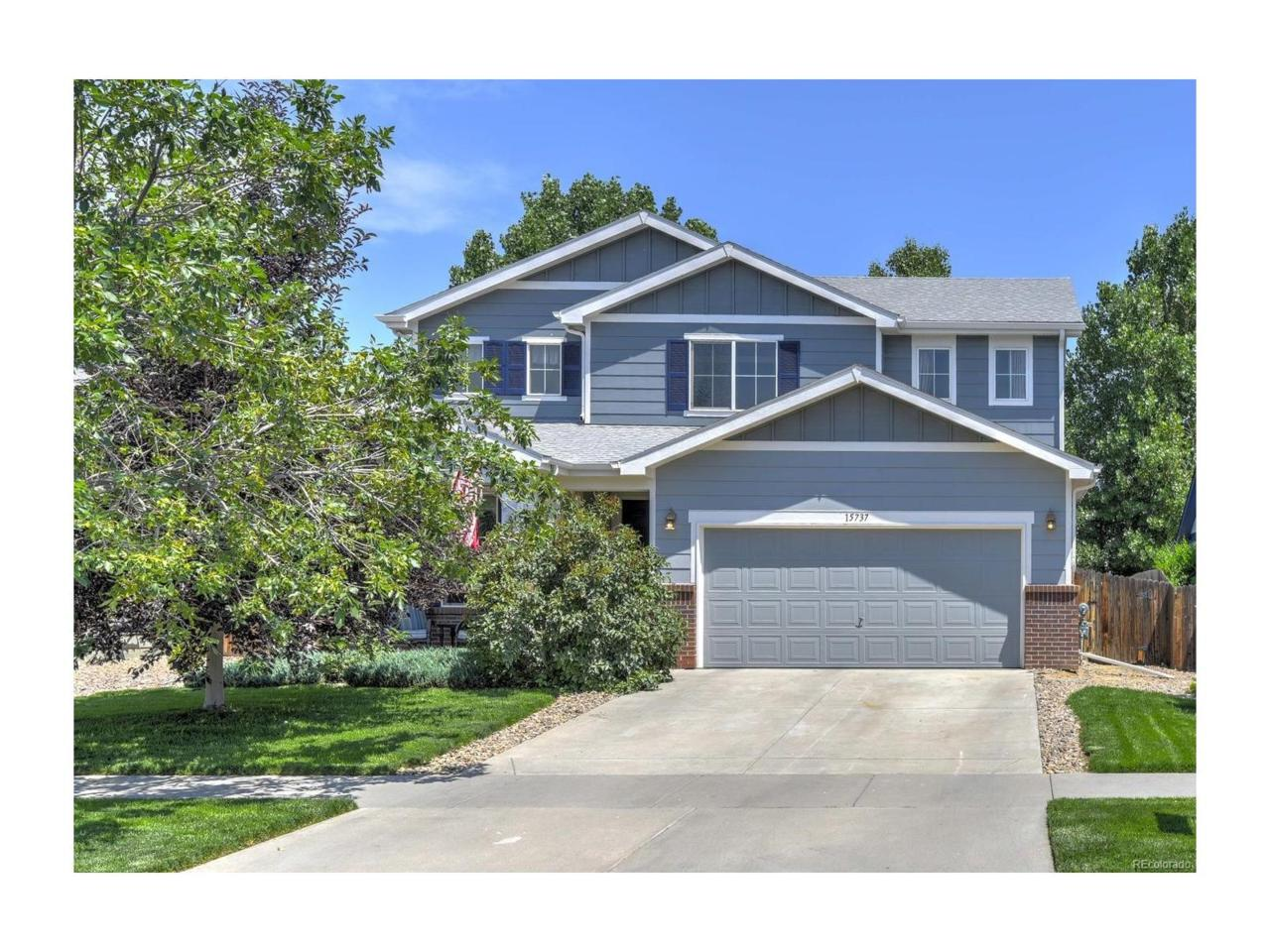 15737 Randolph Place, Denver, CO 80239 (MLS #5308763) :: 8z Real Estate