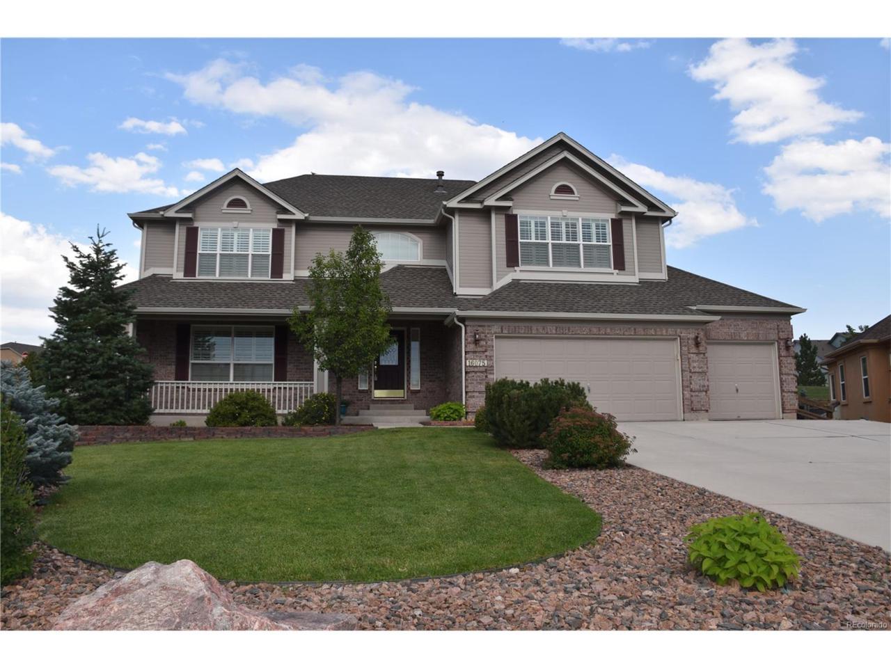 16075 Bridle Ridge Drive, Monument, CO 80132 (MLS #5349723) :: 8z Real Estate