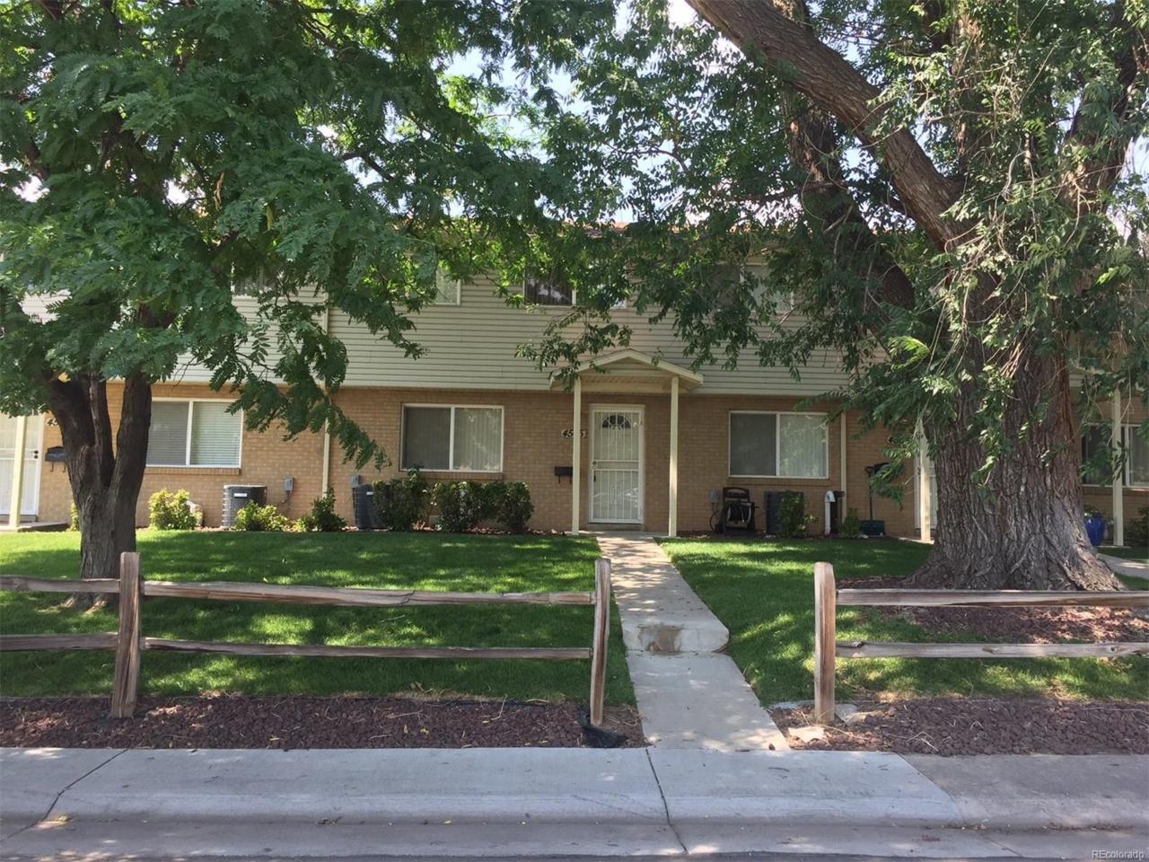 4505 Everett Street, Wheat Ridge, CO 80033 (MLS #5892876) :: 8z Real Estate