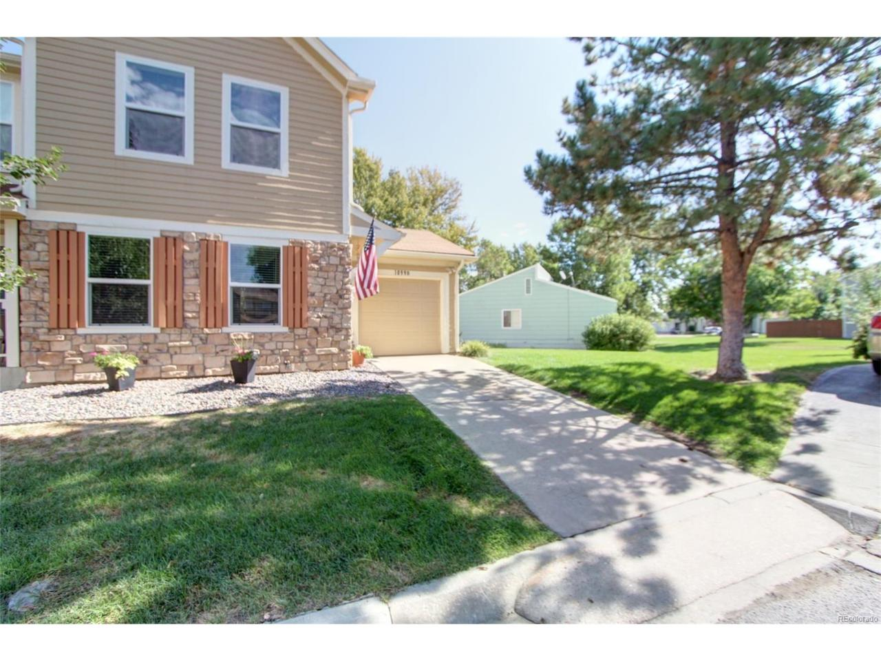 1099 W 133rd Way B, Westminster, CO 80234 (MLS #5894998) :: 8z Real Estate