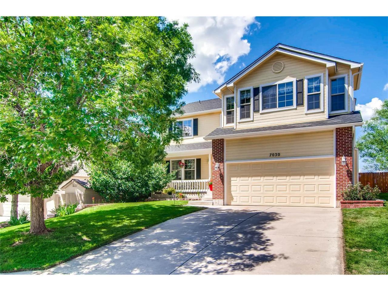 7030 Ashley Drive, Colorado Springs, CO 80922 (MLS #5906365) :: 8z Real Estate