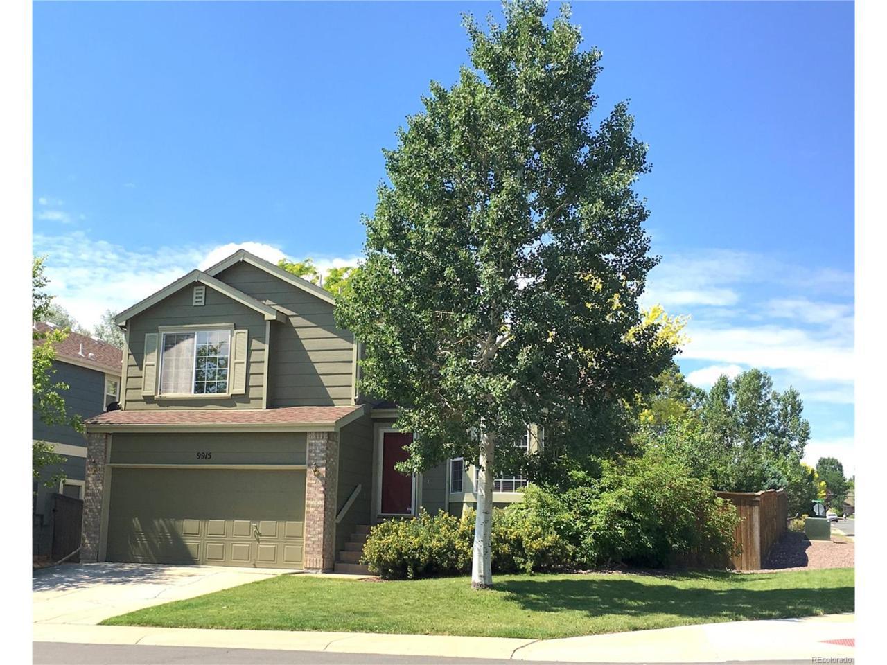 9915 Stonebriar Lane, Parker, CO 80134 (MLS #5917508) :: 8z Real Estate