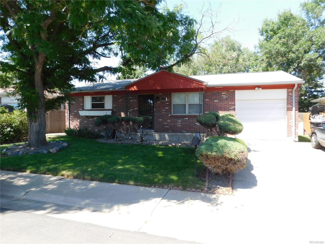 5445 Quentin Street, Denver, CO 80239 (MLS #5944072) :: 8z Real Estate