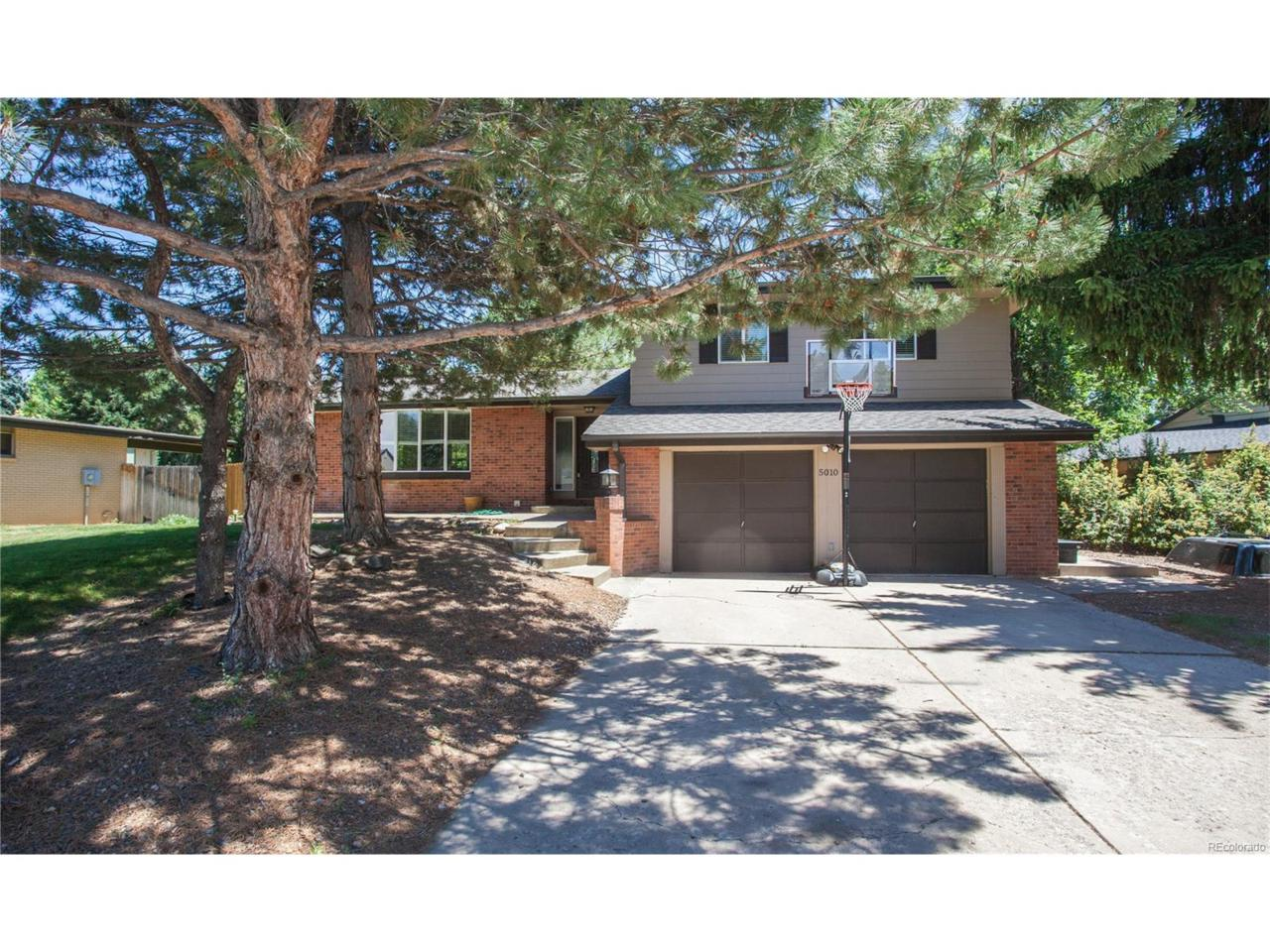 5010 S Beeler Street, Greenwood Village, CO 80111 (MLS #5956944) :: 8z Real Estate