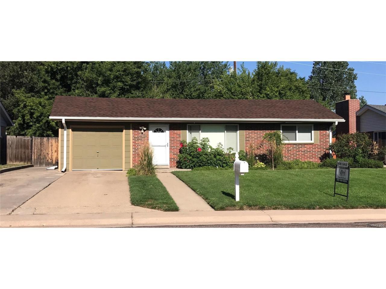 351 S Swadley Street, Lakewood, CO 80228 (MLS #6308122) :: 8z Real Estate