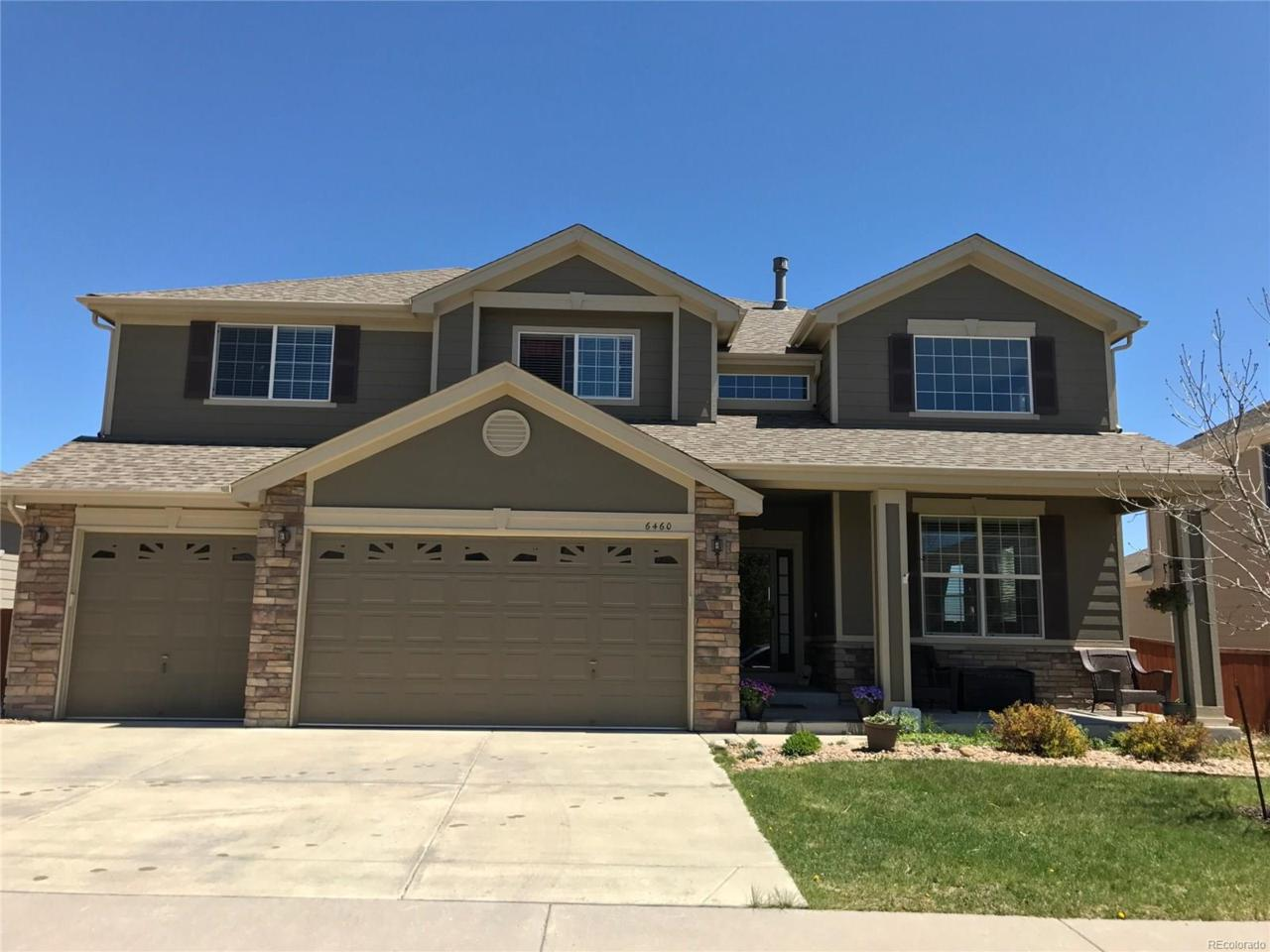 6460 Marble Lane, Castle Rock, CO 80108 (MLS #6319288) :: 8z Real Estate
