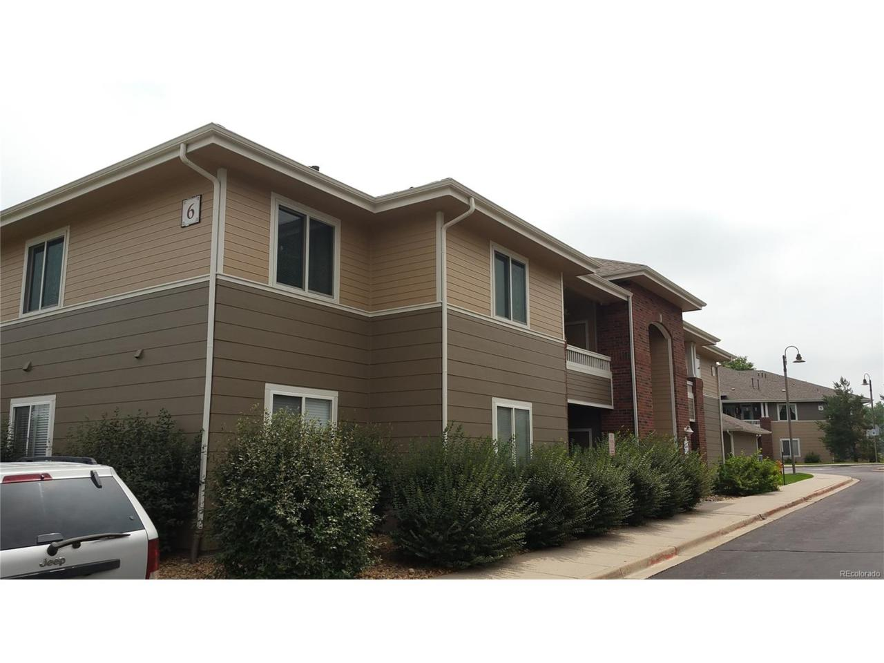 8481 W Union Avenue 6-102, Denver, CO 80123 (MLS #6370195) :: 8z Real Estate