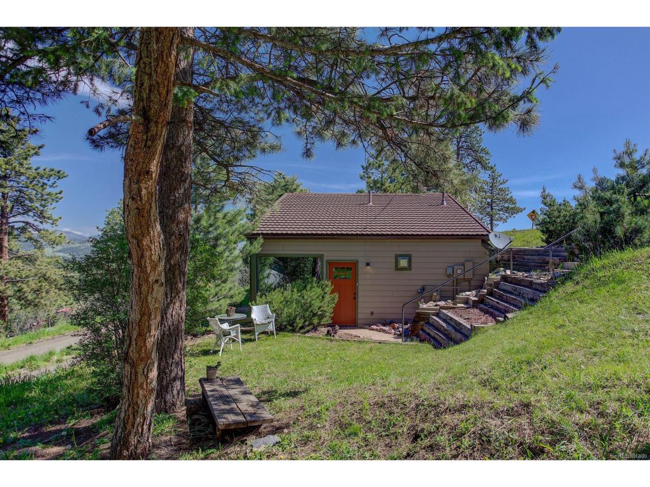 44 Spruce Road, Golden, CO 80401 (MLS #6380891) :: 8z Real Estate