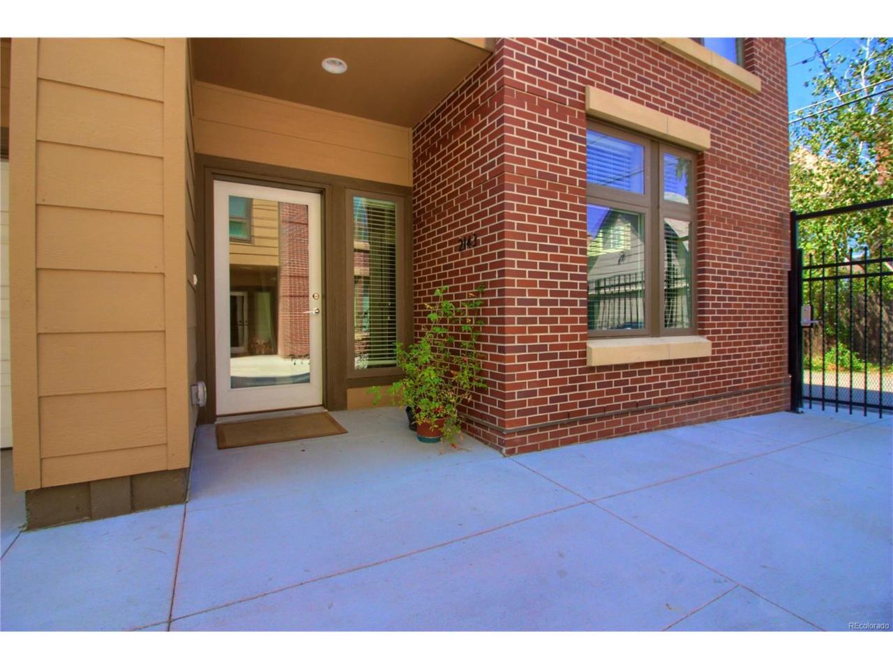 2143 N Downing Street, Denver, CO 80205 (MLS #6512352) :: 8z Real Estate