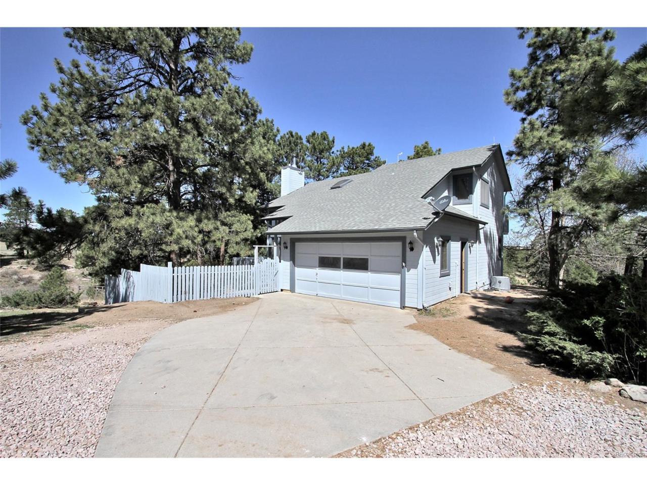 6555 County Road 98, Elbert, CO 80106 (MLS #6597828) :: 8z Real Estate