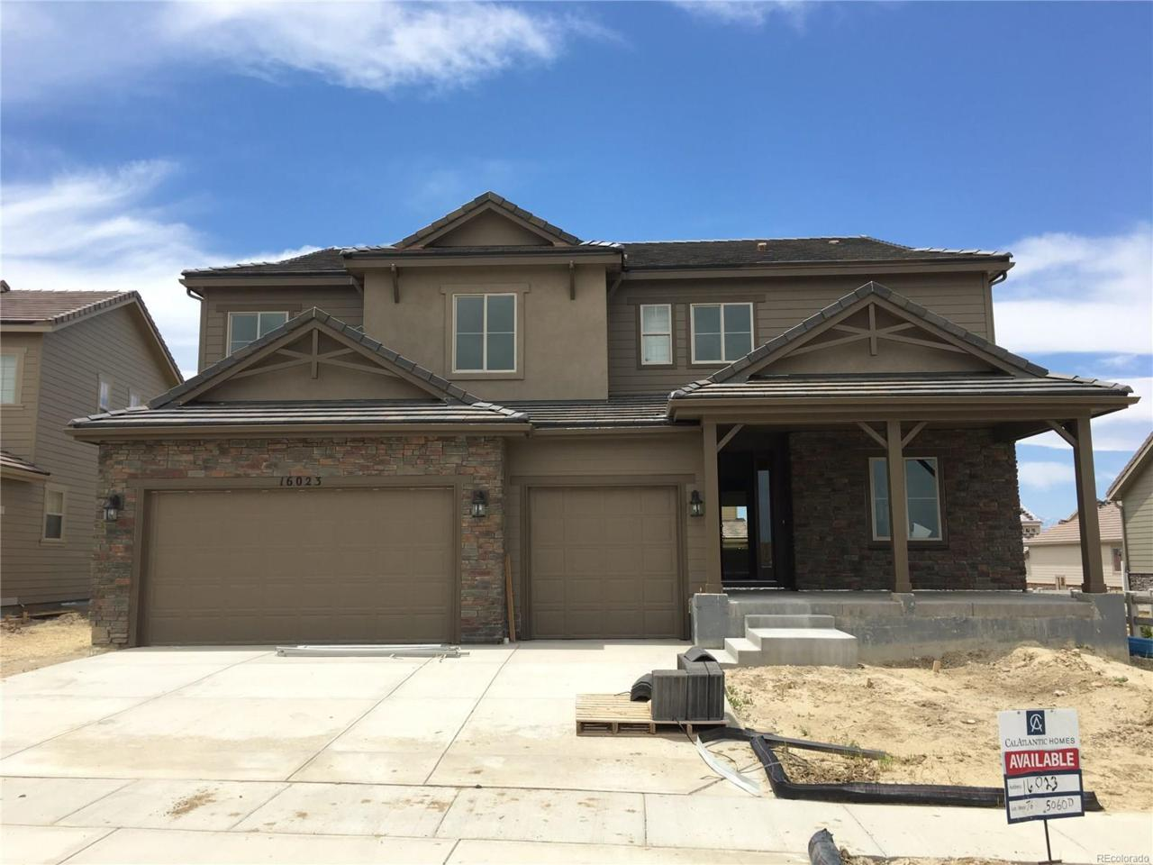 16023 Swan Mountain Drive, Broomfield, CO 80023 (MLS #6623713) :: 8z Real Estate