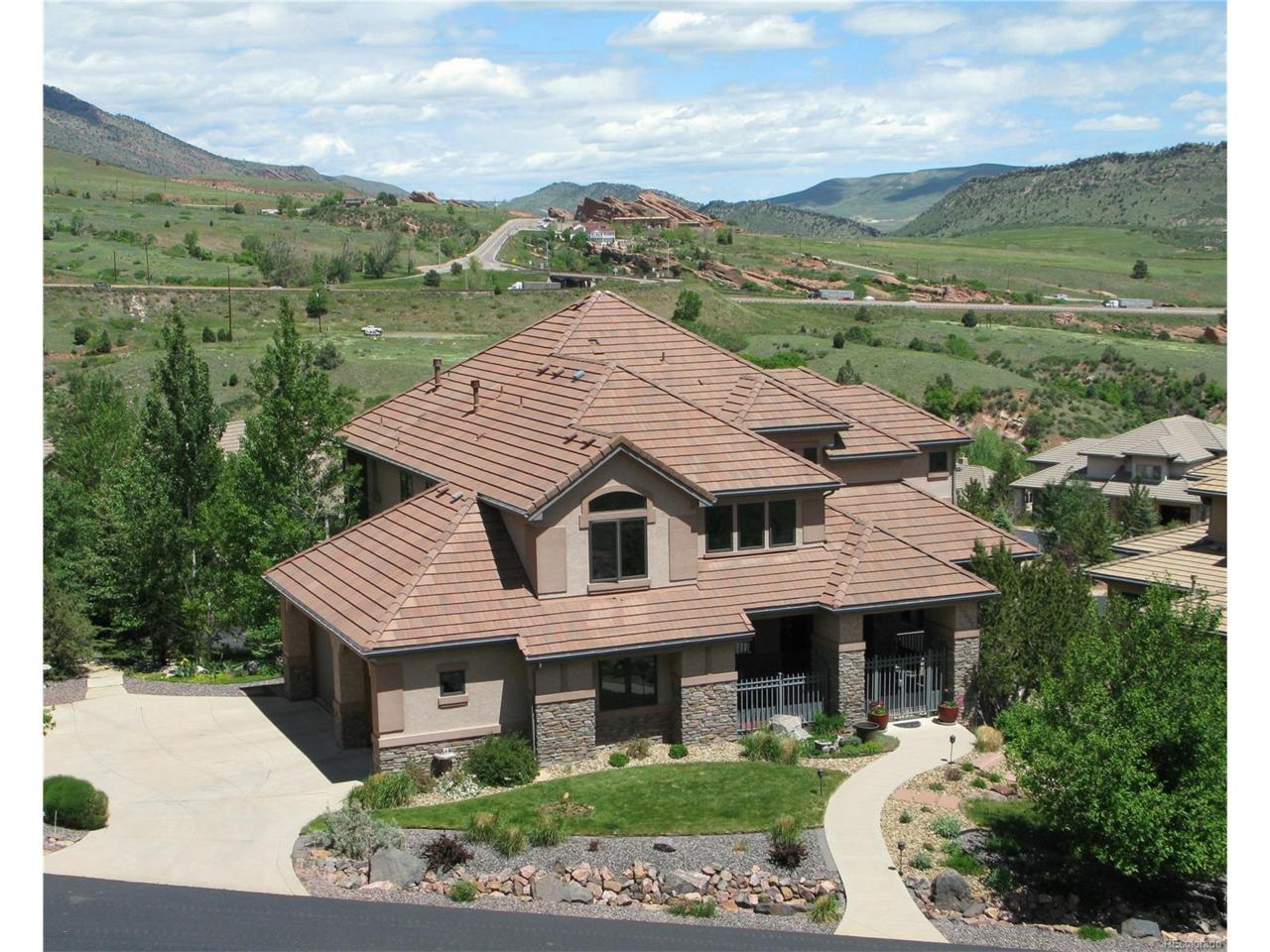 17091 Snowcreek Lane, Morrison, CO 80465 (MLS #6830731) :: 8z Real Estate