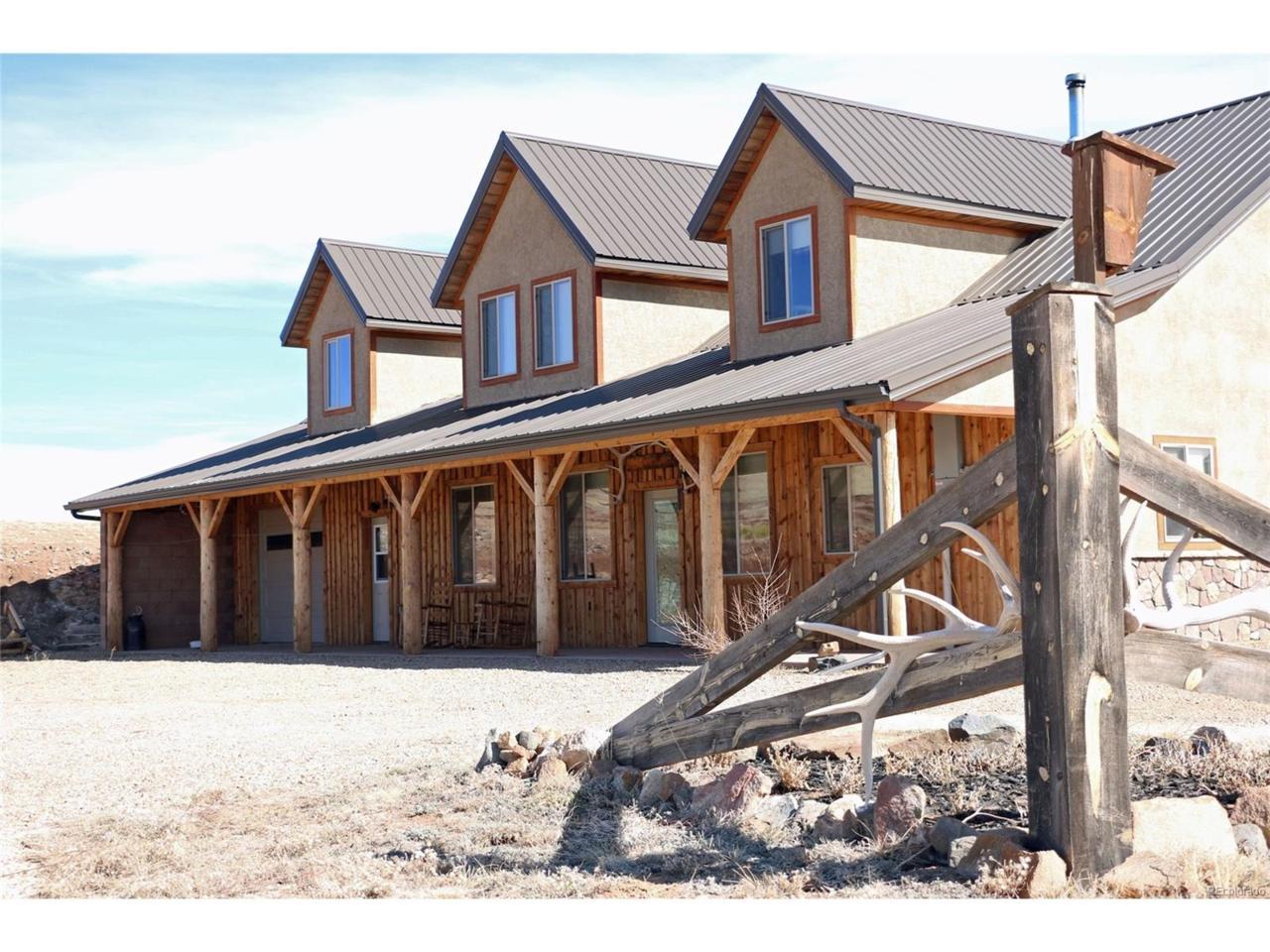 378 Lone Tree Circle, Westcliffe, CO 81252 (MLS #6879846) :: 8z Real Estate