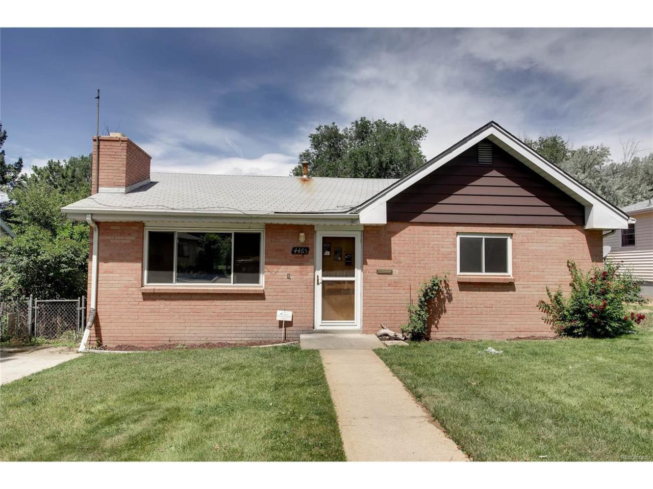 4465 S Elati Street, Englewood, CO 80110 (MLS #6965627) :: 8z Real Estate