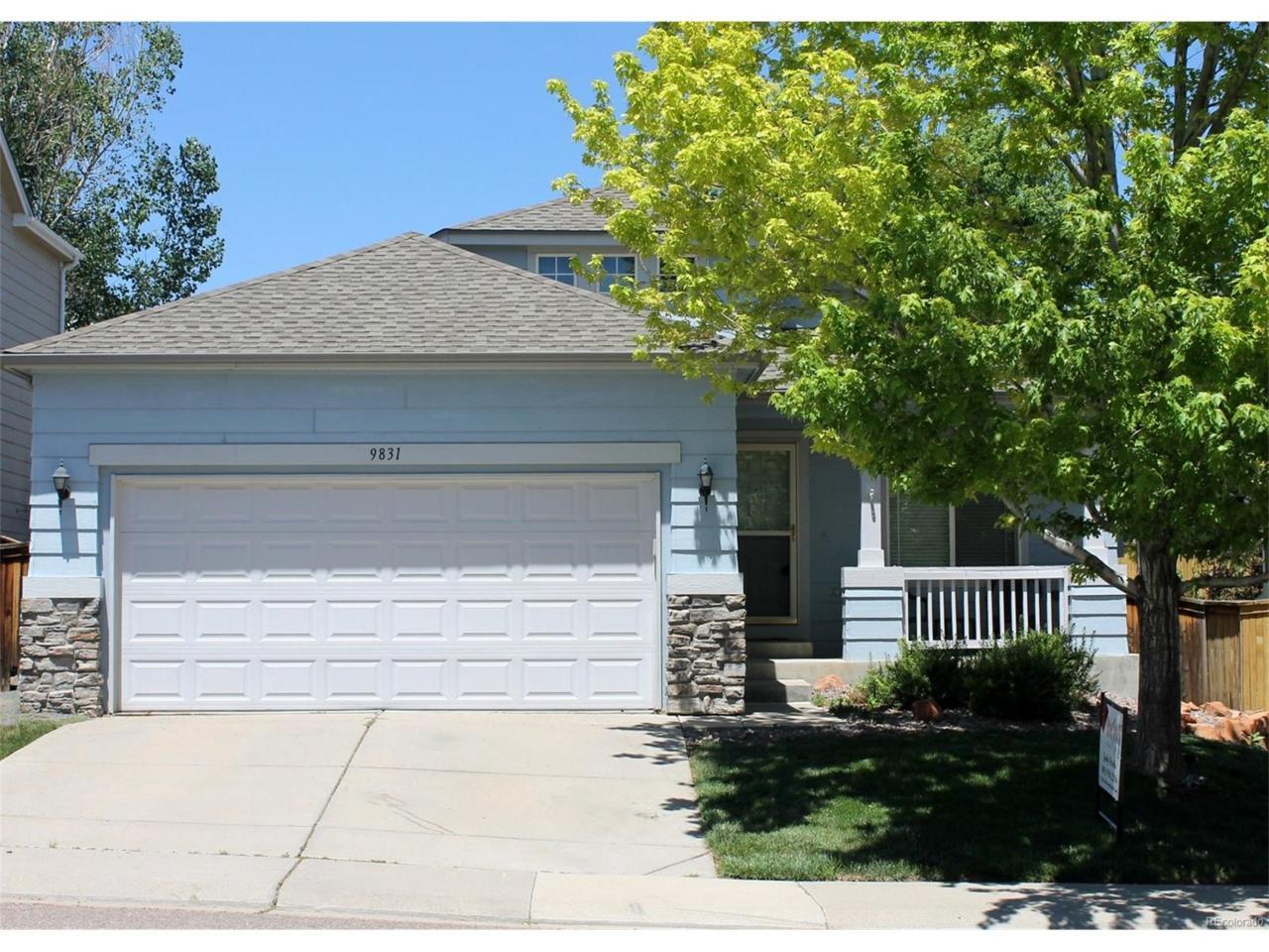 9831 Sydney Lane, Highlands Ranch, CO 80130 (MLS #7037160) :: 8z Real Estate