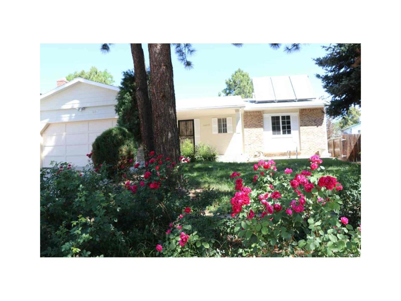 14637 E Oregon Drive, Aurora, CO 80012 (MLS #7401882) :: 8z Real Estate