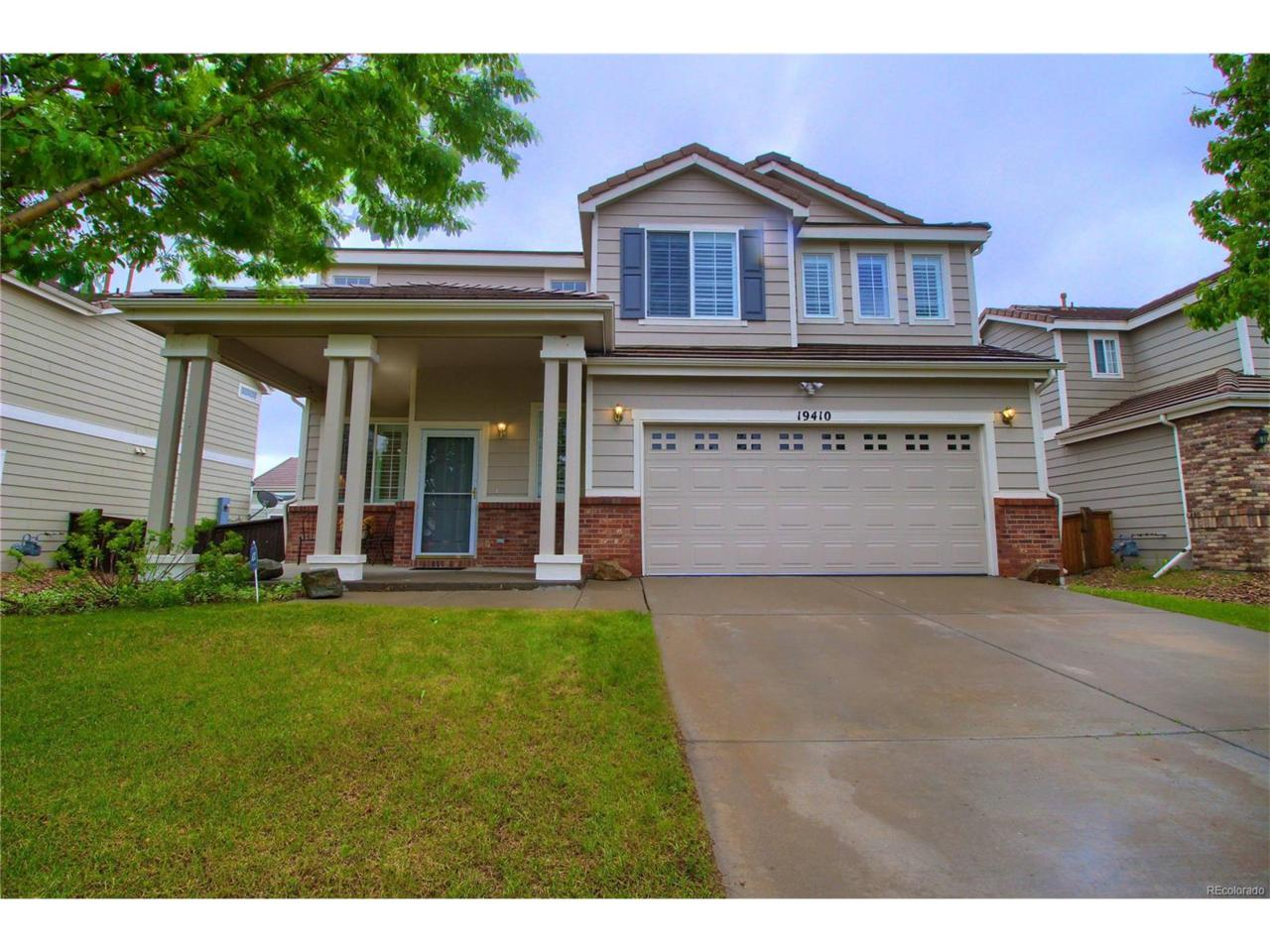 19410 E 58th Drive, Aurora, CO 80019 (MLS #7509254) :: 8z Real Estate