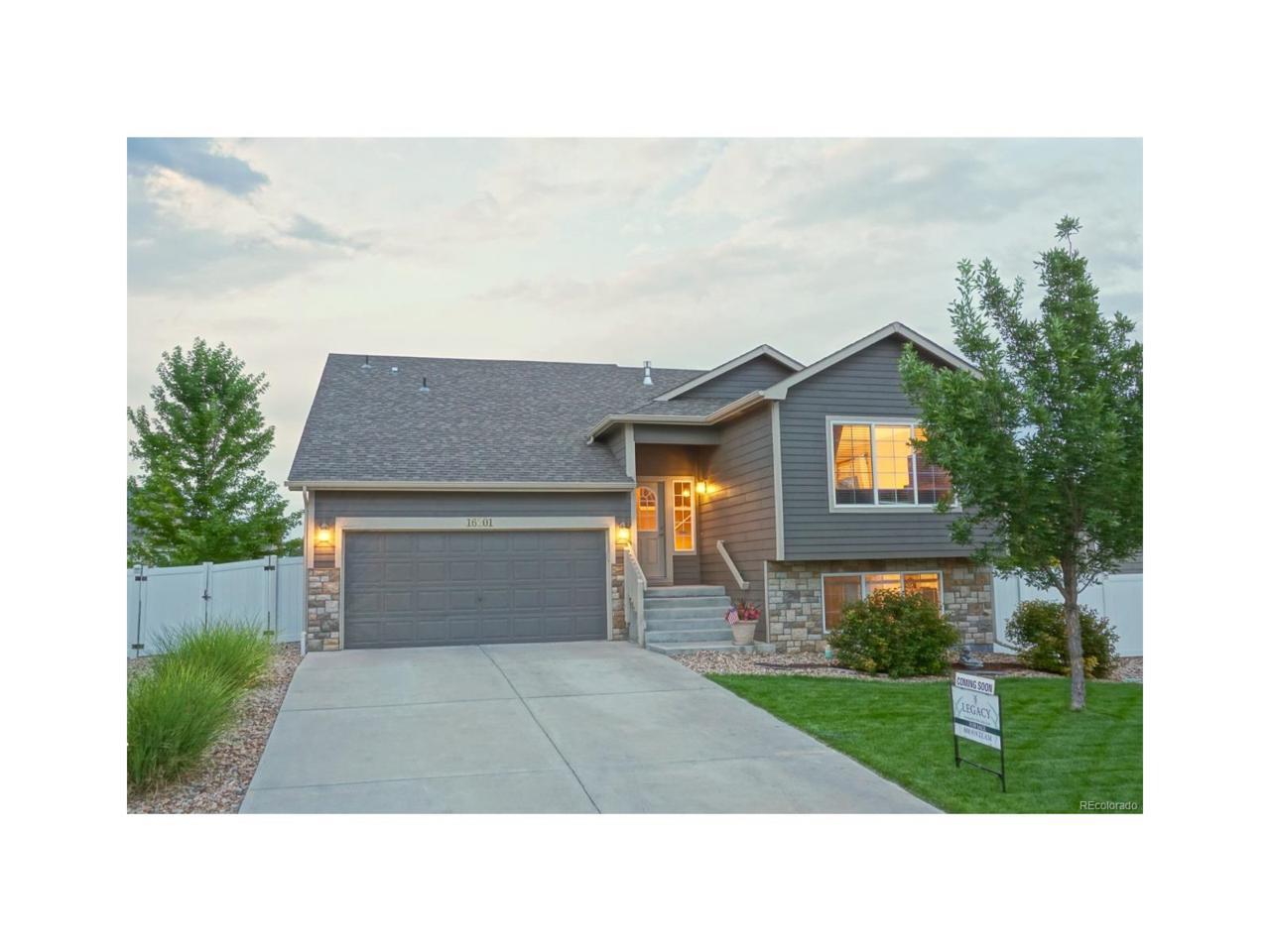 16201 Ginger Avenue, Mead, CO 80542 (MLS #7538549) :: 8z Real Estate