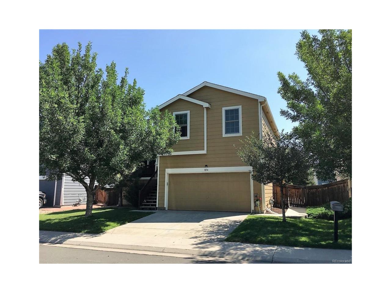 1034 Mockingbird Street, Brighton, CO 80601 (MLS #7623859) :: 8z Real Estate