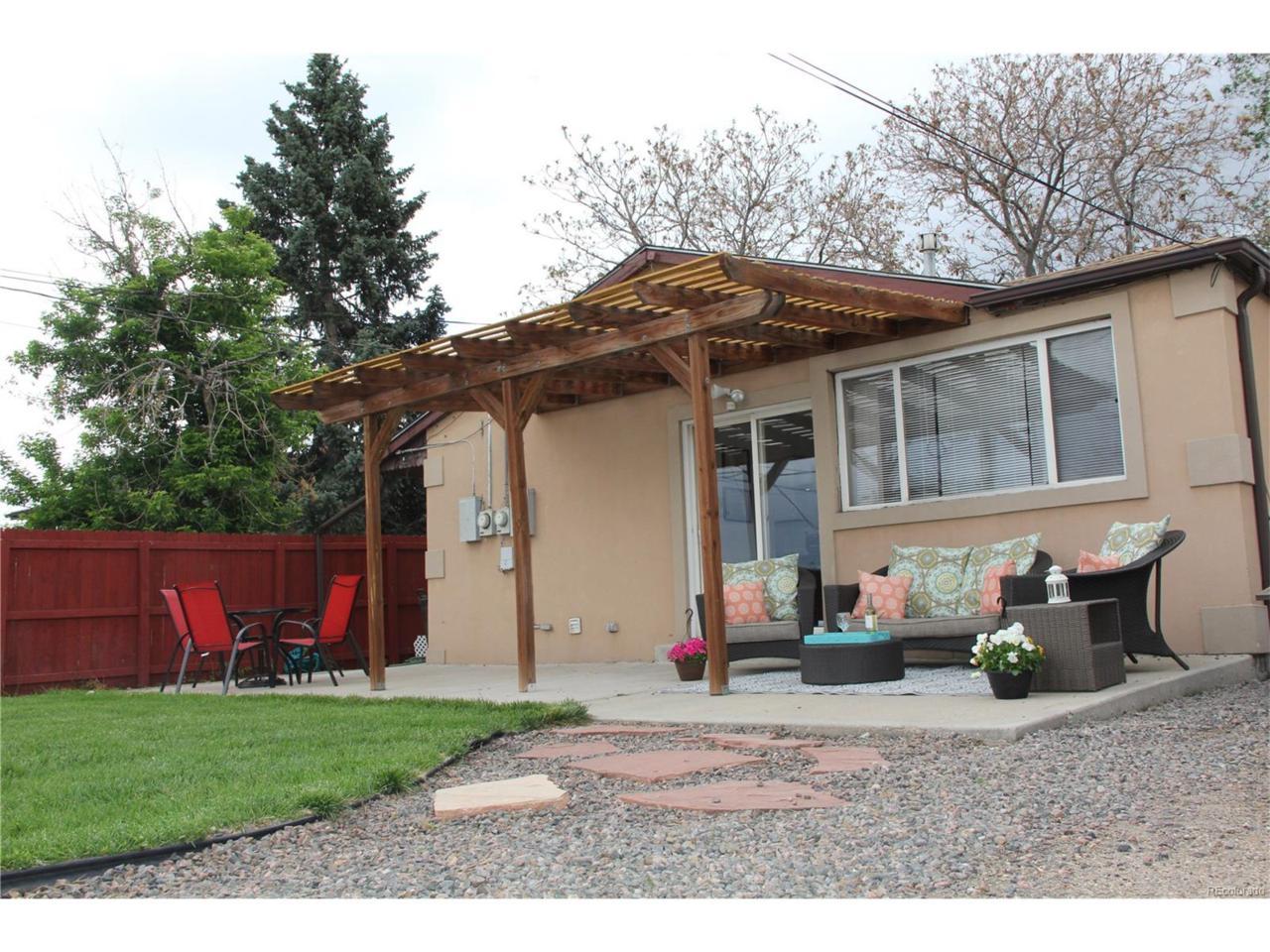 2069 S Acoma Street, Denver, CO 80223 (MLS #7641060) :: 8z Real Estate