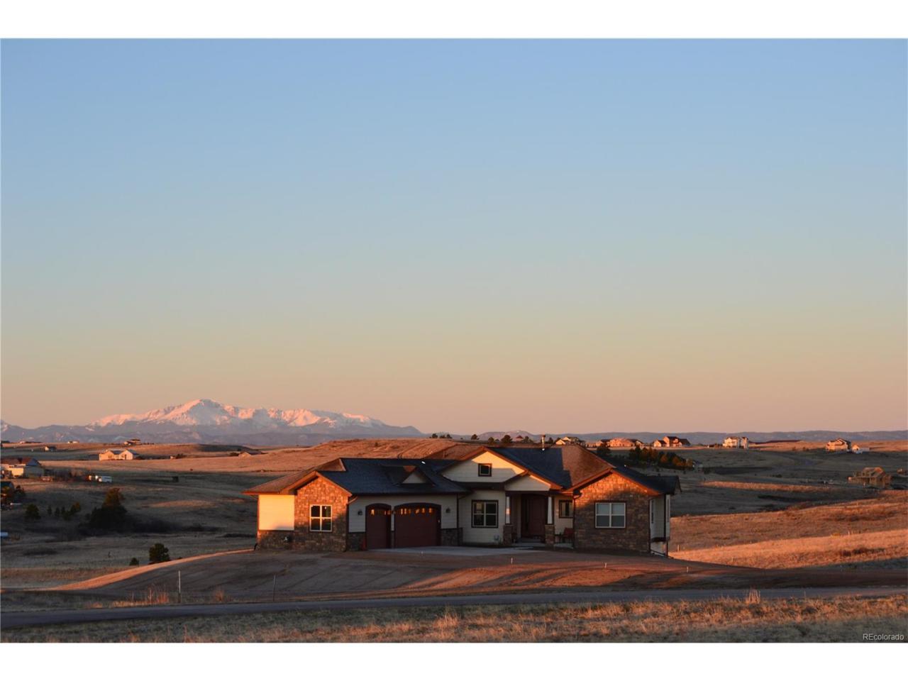 33080 Vistaview Circle, Elizabeth, CO 80107 (MLS #7641246) :: 8z Real Estate