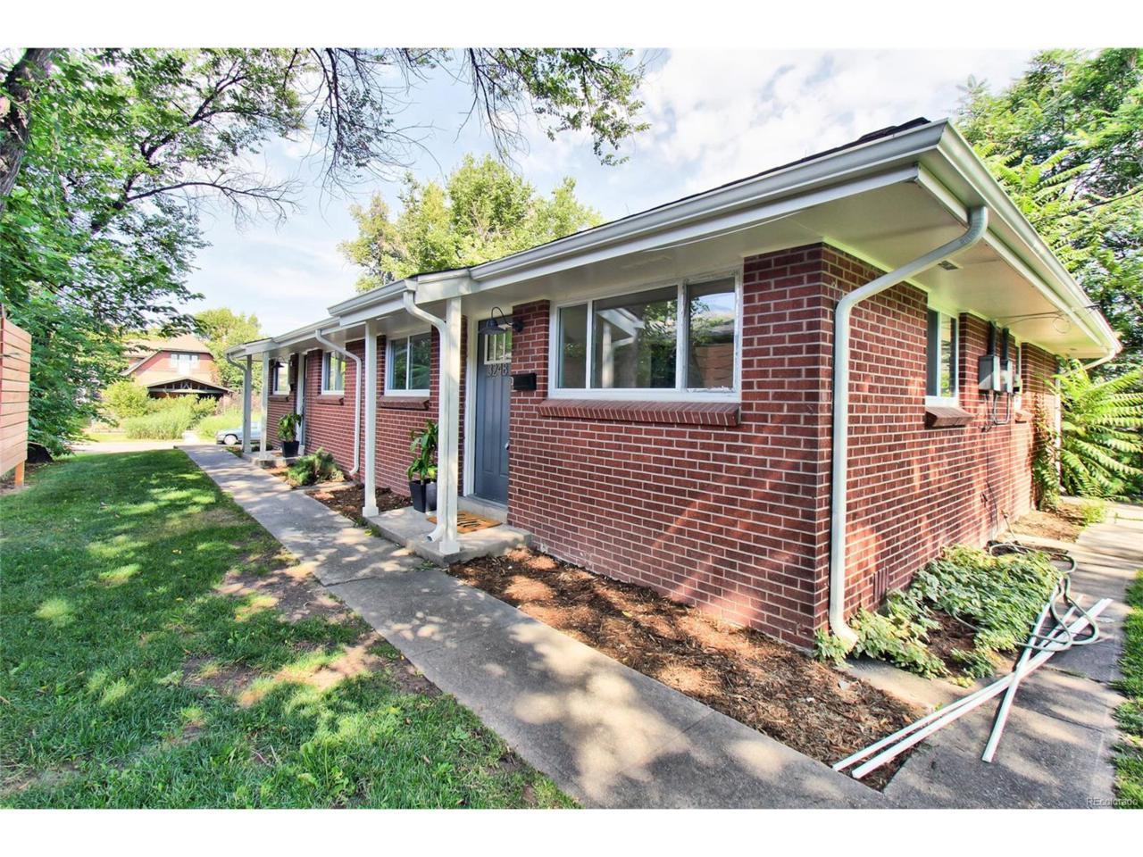 3248 N Columbine Street, Denver, CO 80205 (MLS #7814011) :: 8z Real Estate
