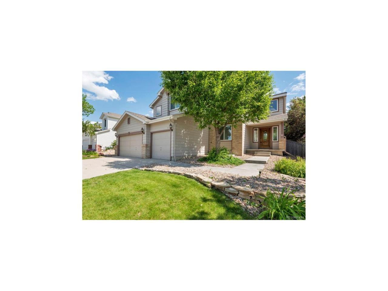 9975 Blackbird Circle, Highlands Ranch, CO 80130 (MLS #7857725) :: 8z Real Estate
