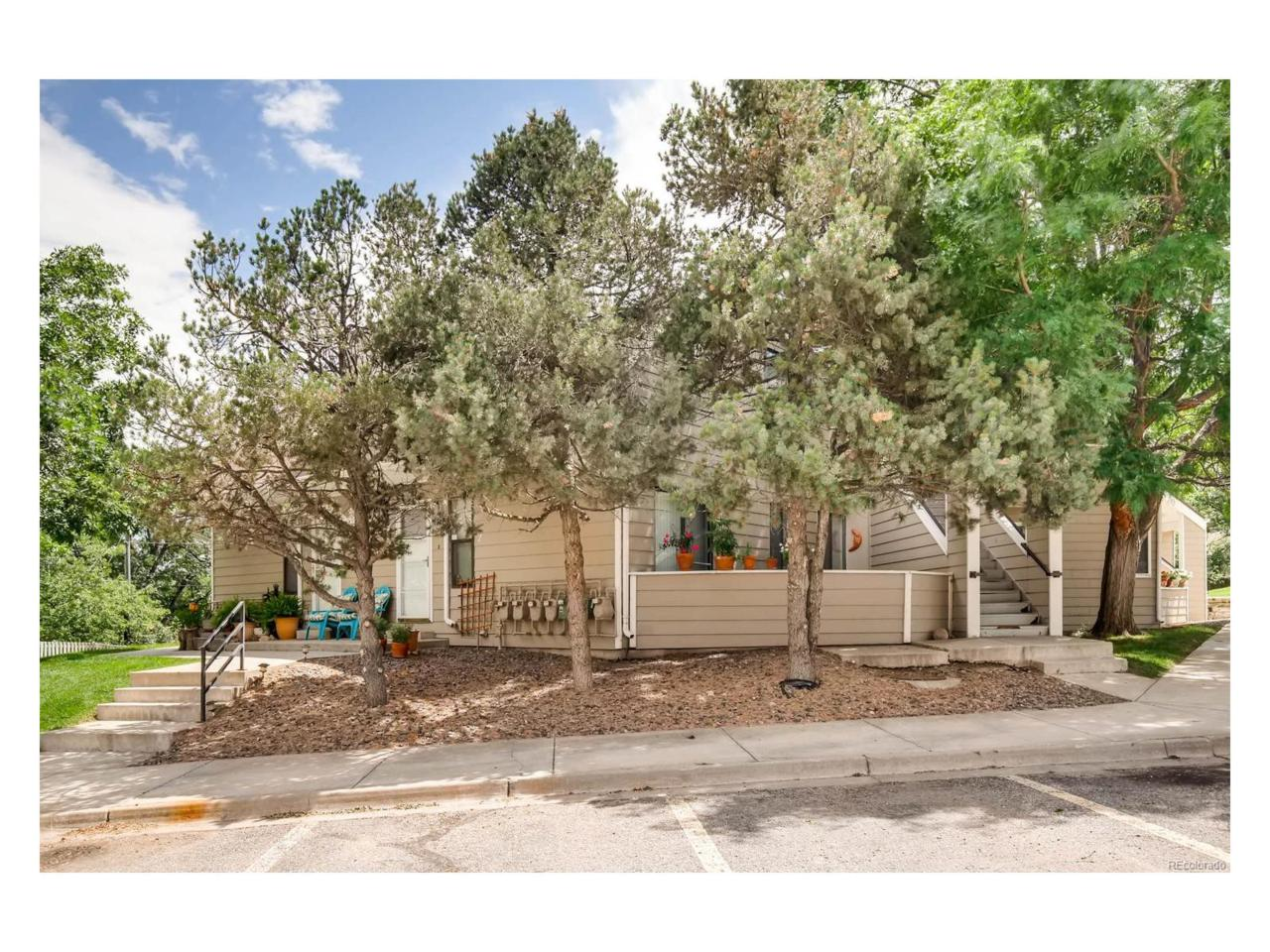 12474 W Nevada Place #211, Lakewood, CO 80228 (MLS #7935193) :: 8z Real Estate
