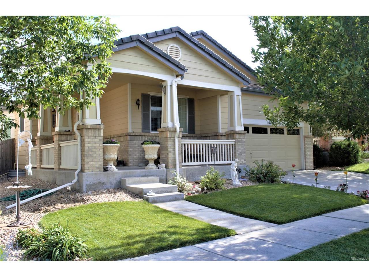 14200 E 102nd Avenue, Commerce City, CO 80022 (MLS #8019503) :: 8z Real Estate