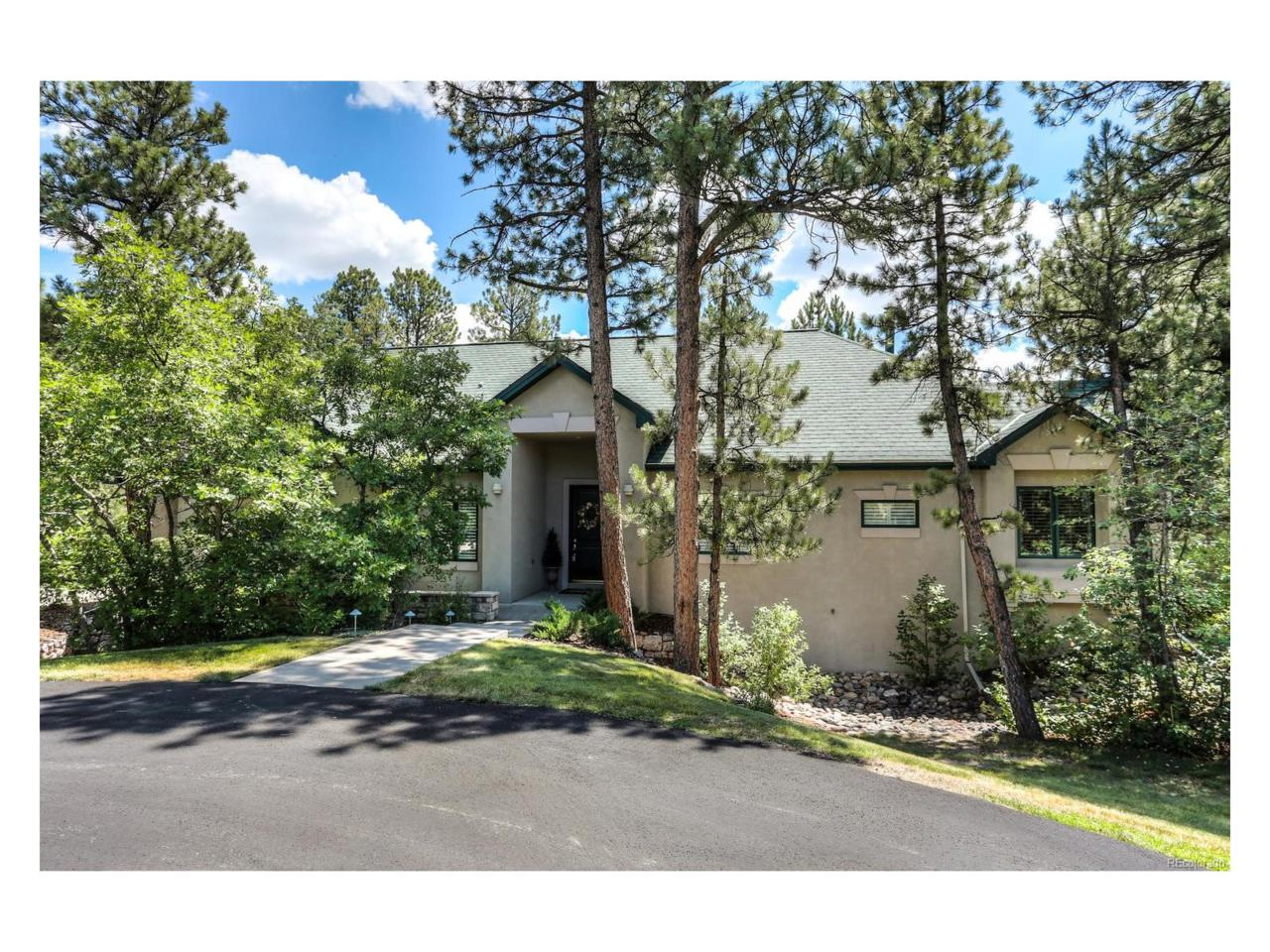 4528 Silver Bell Circle, Castle Rock, CO 80108 (MLS #8056325) :: 8z Real Estate