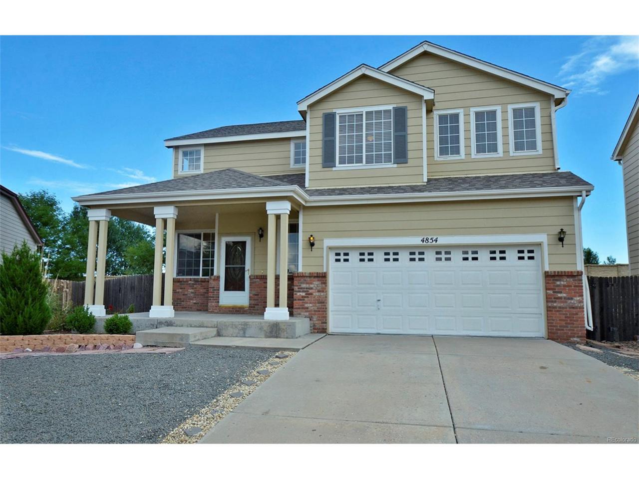 4854 Hawk Meadow Drive, Colorado Springs, CO 80916 (MLS #8231569) :: 8z Real Estate