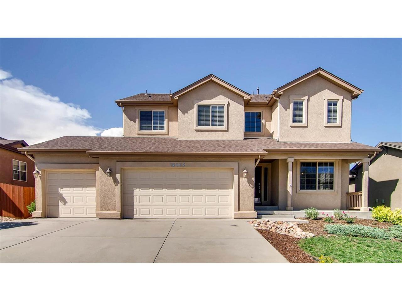 12462 Mount Belford Way, Peyton, CO 80831 (MLS #8276623) :: 8z Real Estate