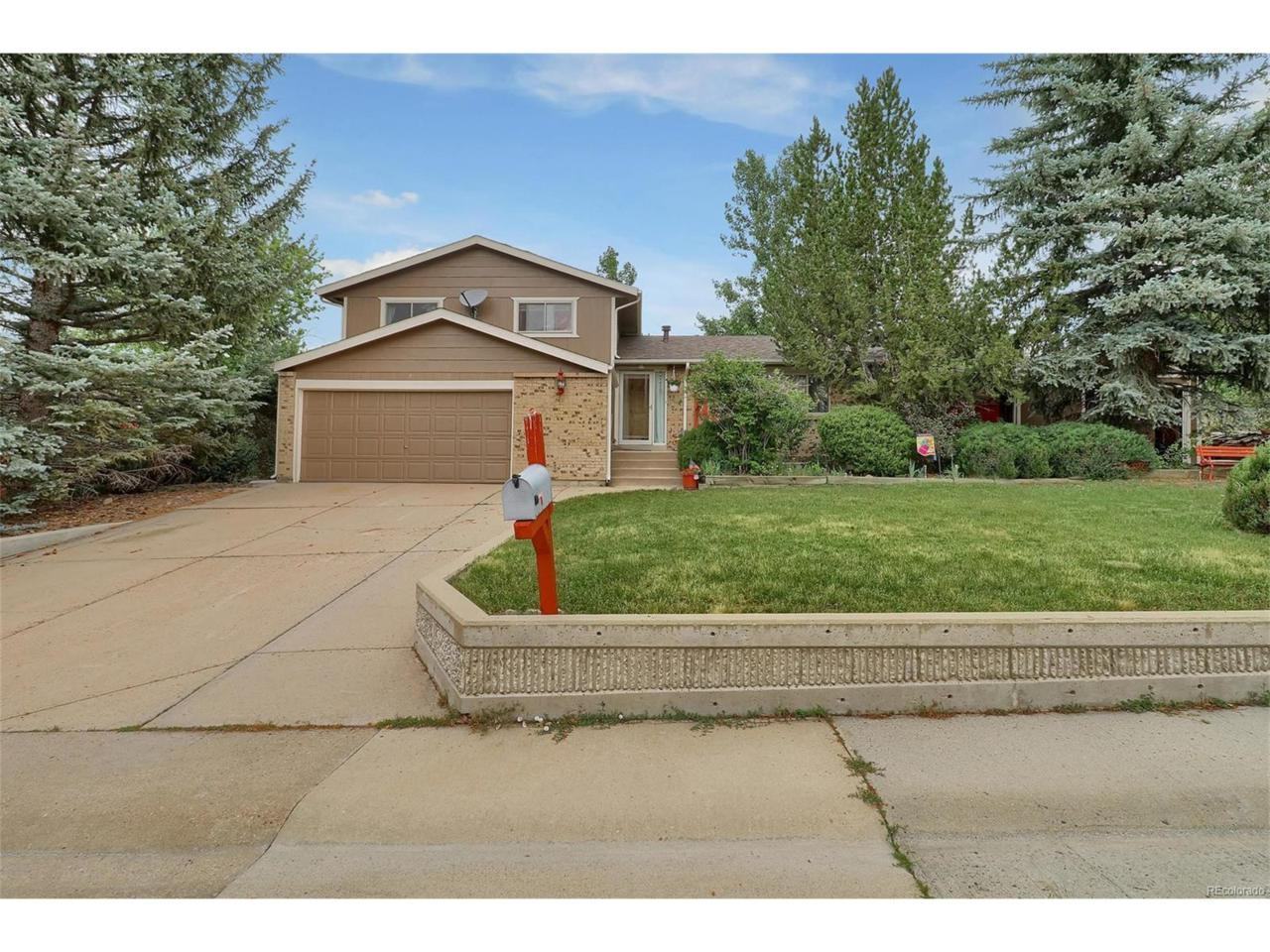 203 Elm Avenue, Castle Rock, CO 80104 (MLS #8665453) :: 8z Real Estate