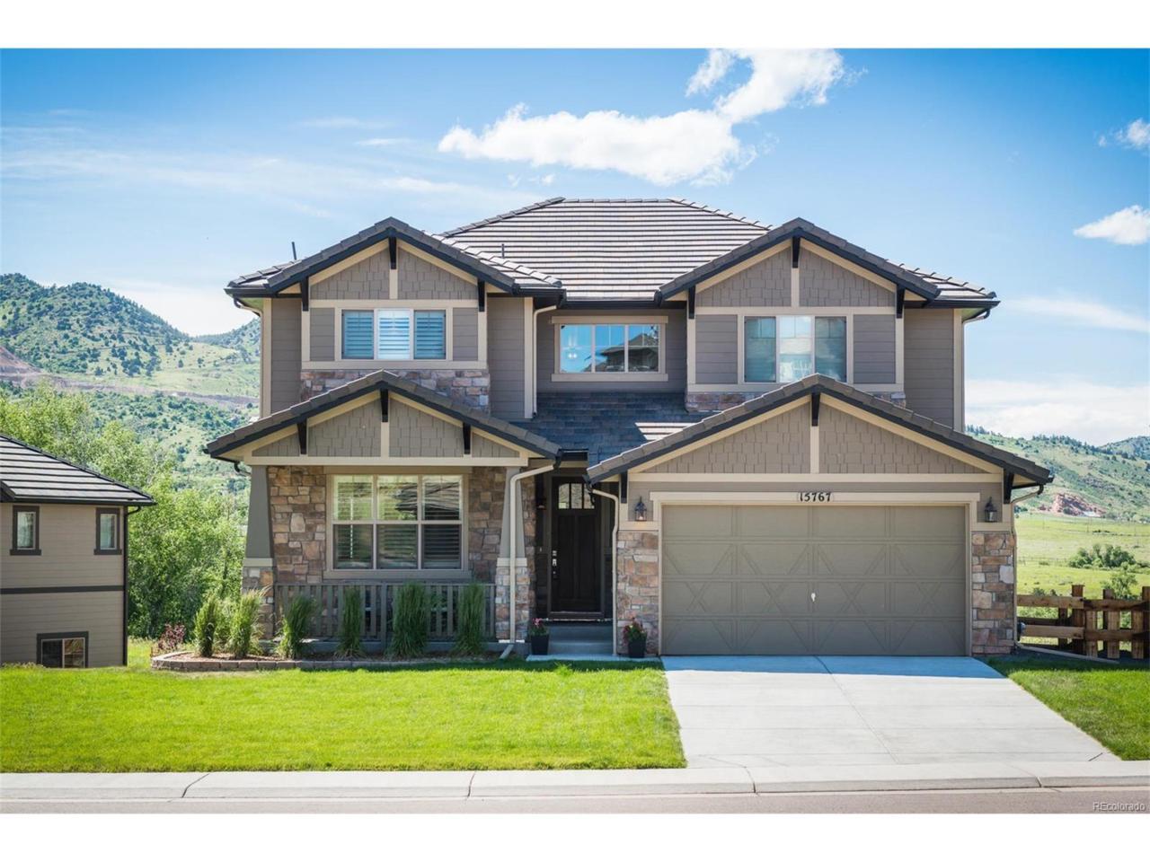 15767 Weaver Gulch Drive, Morrison, CO 80465 (MLS #8762383) :: 8z Real Estate
