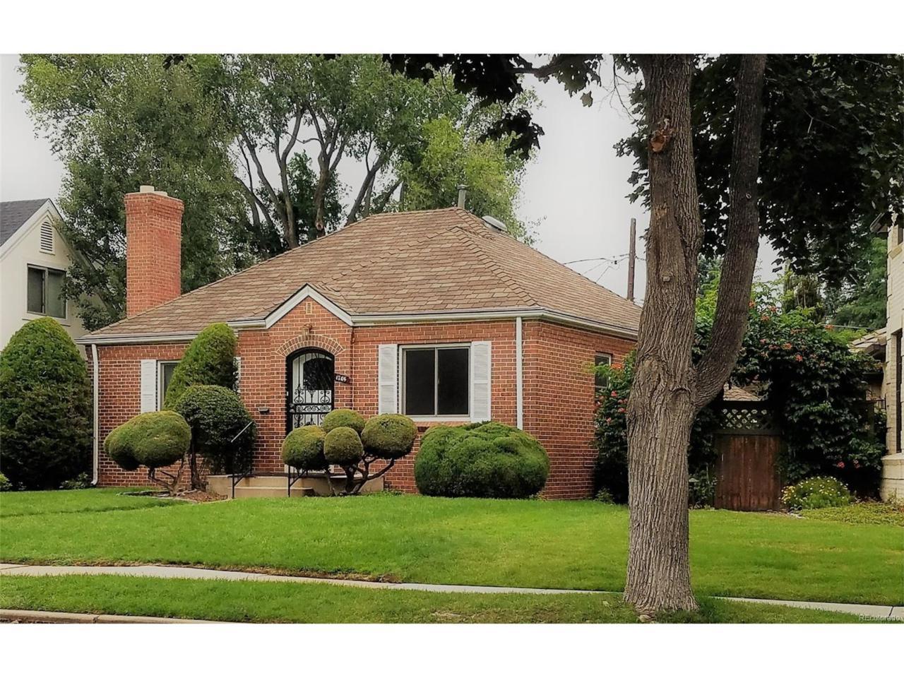 1035 S Fillmore Way, Denver, CO 80209 (MLS #8763799) :: 8z Real Estate