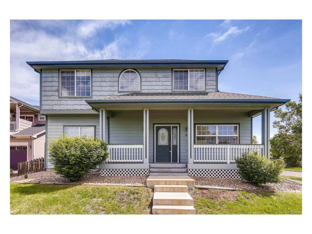 215 Longspur Drive, Brighton, CO 80601 (MLS #8872744) :: 8z Real Estate