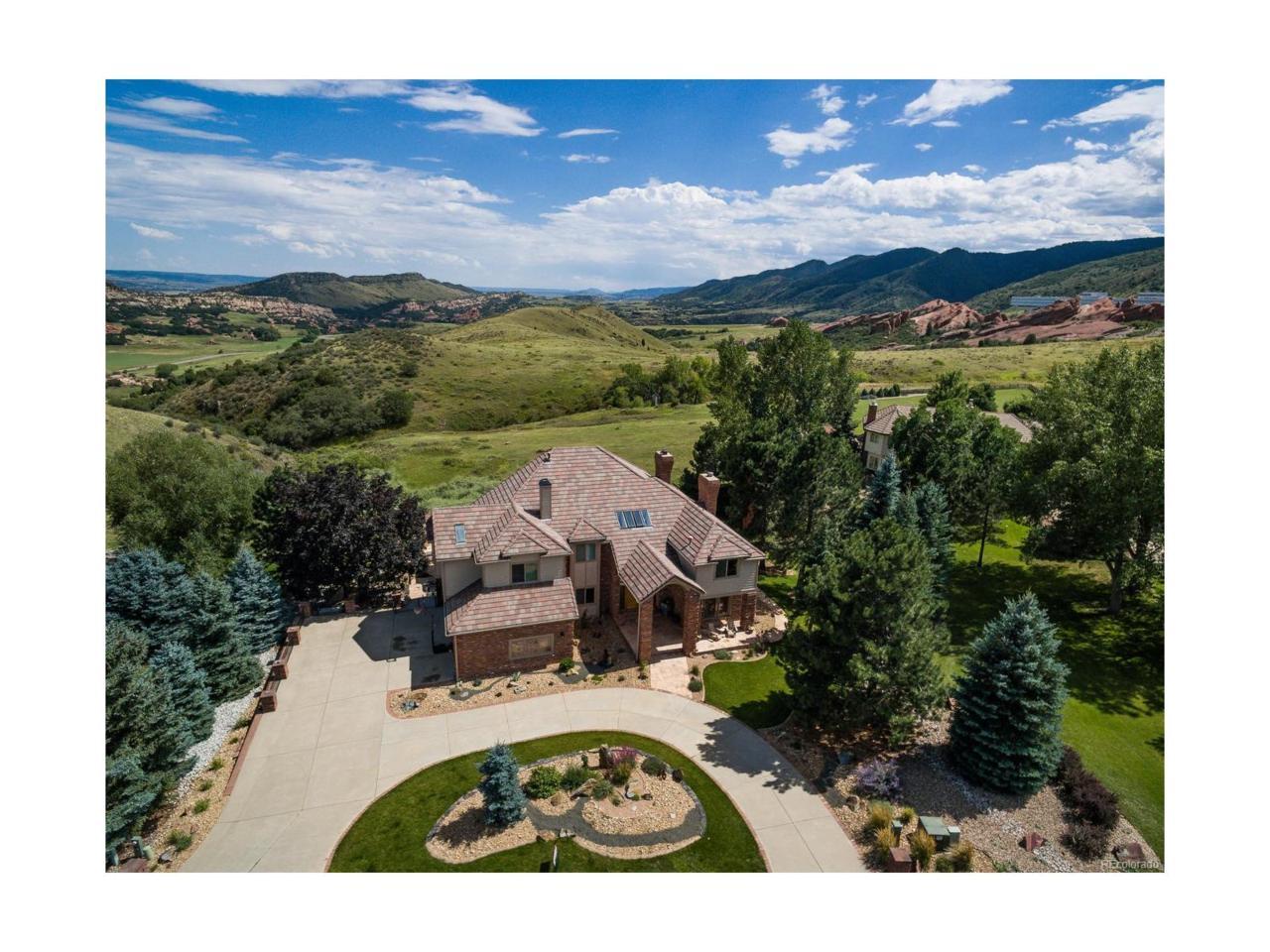 41 Tamarade Drive, Littleton, CO 80127 (MLS #8873082) :: 8z Real Estate