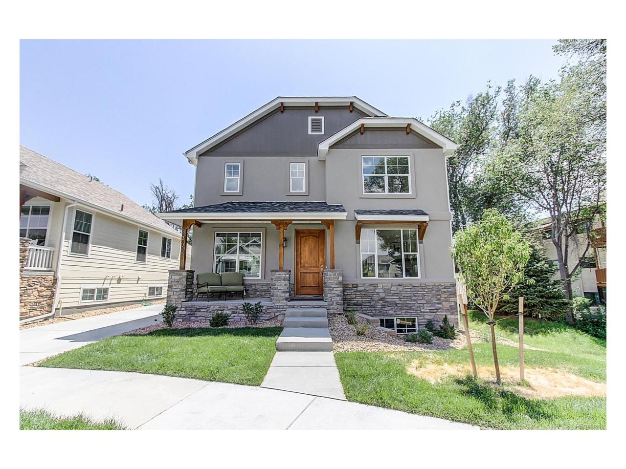 3300 Yukon Court, Wheat Ridge, CO 80033 (MLS #8890298) :: 8z Real Estate