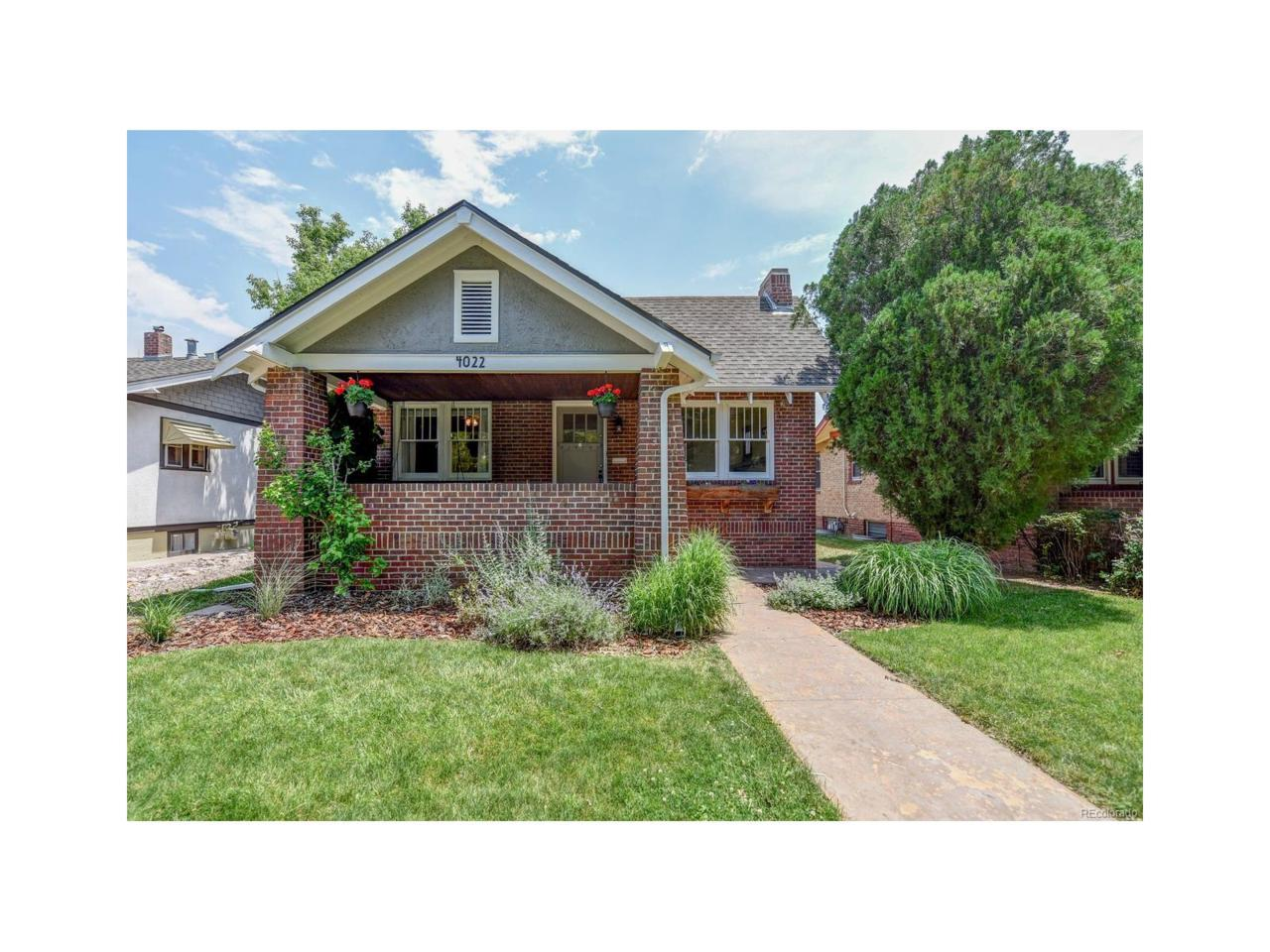 4022 Meade Street, Denver, CO 80211 (MLS #8893352) :: 8z Real Estate