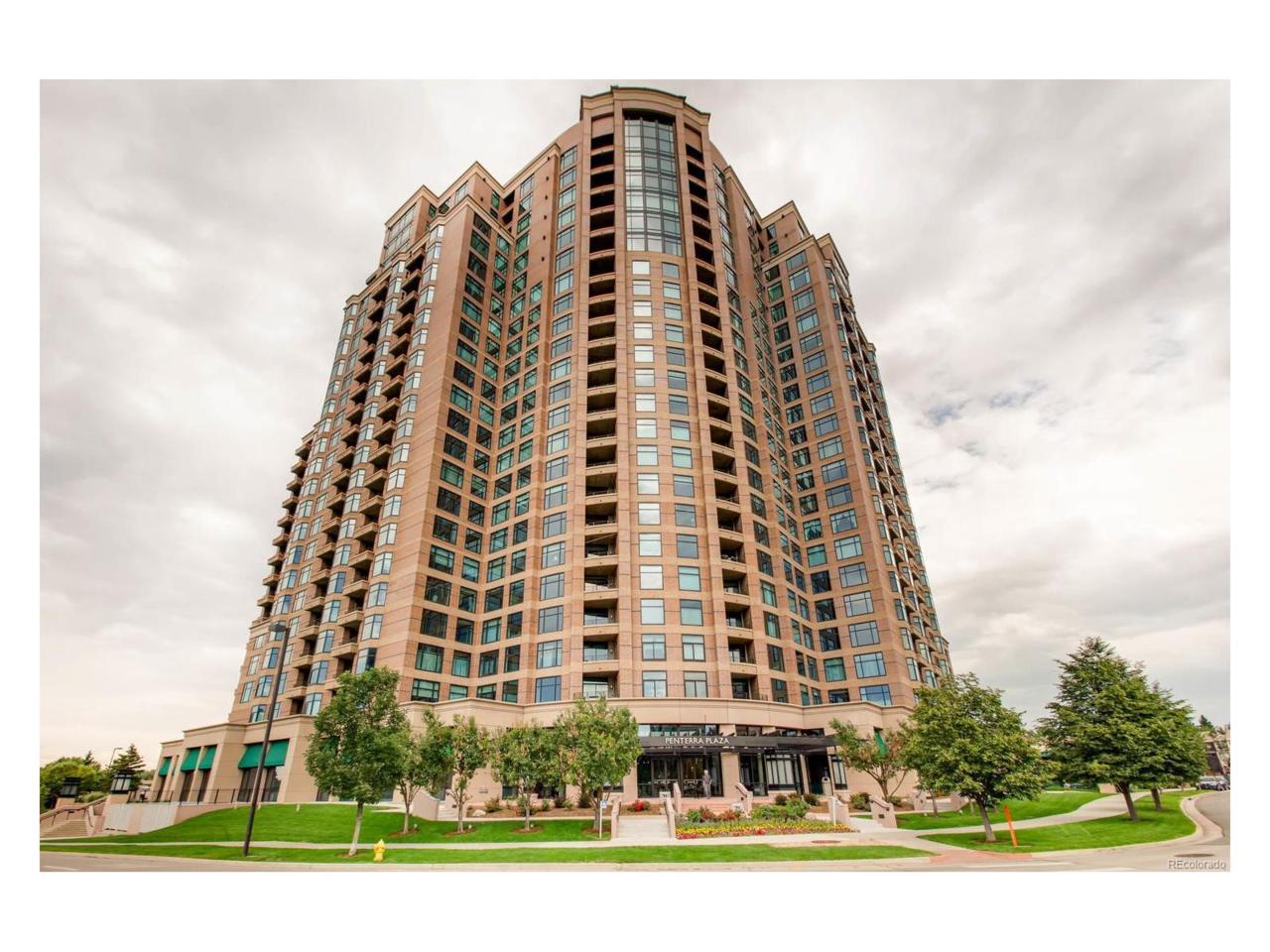8100 E Union Avenue #612, Denver, CO 80237 (MLS #8922303) :: 8z Real Estate
