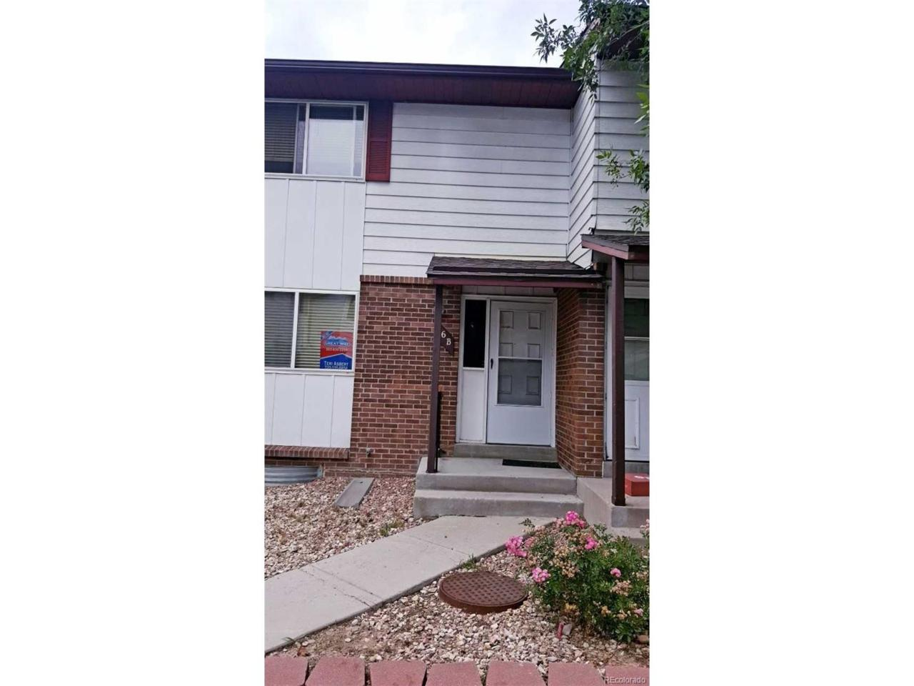 3061 W 92nd Avenue 6B, Westminster, CO 80031 (MLS #9022560) :: 8z Real Estate