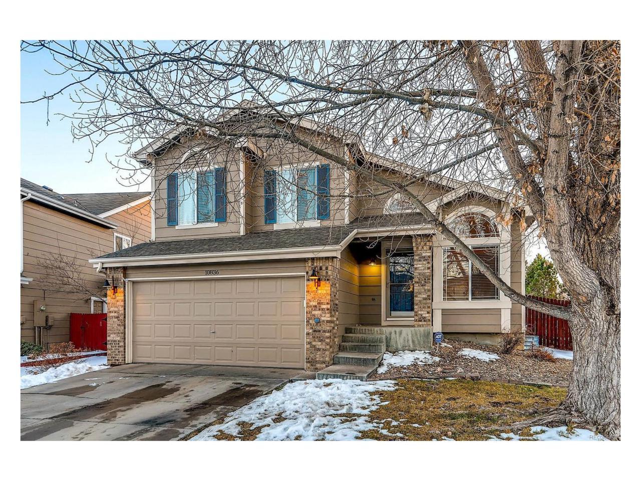10836 Crooke Drive, Parker, CO 80134 (#9157846) :: The Peak Properties Group